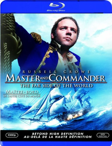 Master and Commander: The Far Side of the World [Blu-ray] (Bilingual) Russell Crowe Paul Bettany James D' Arcy Edward Woodall