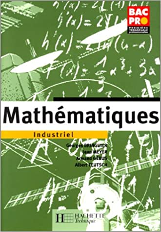 Livre gratuits en ligne Mathématiques, Industriel, 1ère et Terminale epub, pdf