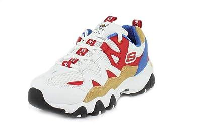 40ec5484d53 Amazon.com | Skechers Womens D`Lites 2 - One Piece Sneaker | Shoes