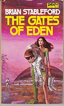 The Gates of Eden by Brian Stableford science fiction book reviews