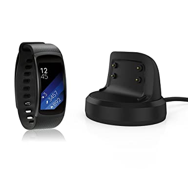Cargador para Gear Fit 2, de repuesto USB Cable de carga ...