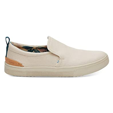 c743676f094 TOMS Women s TRVL LITE Slip-On Birch Canvas 5 ...