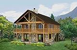 Ranch Home Plans 1120 Sq. Ft. Digital PDF Floor Plan Open Concept