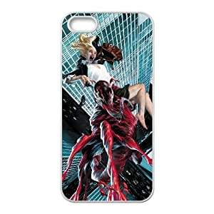 Carnage iPhone 4 4s Cell Phone Case White y2e18-380782