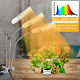 Grow Light, Ankace Full Spectrum Grow Lamp, Tri