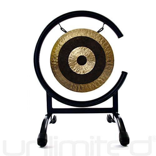 7'' to 8'' Gongs on the High C Gong Stand by Unlimited