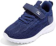 ziitop Kids Boys Running Shoes Toddler Tennis Sneakers Lightweight Sport Shoes Breathable Walking Shoes Slip o