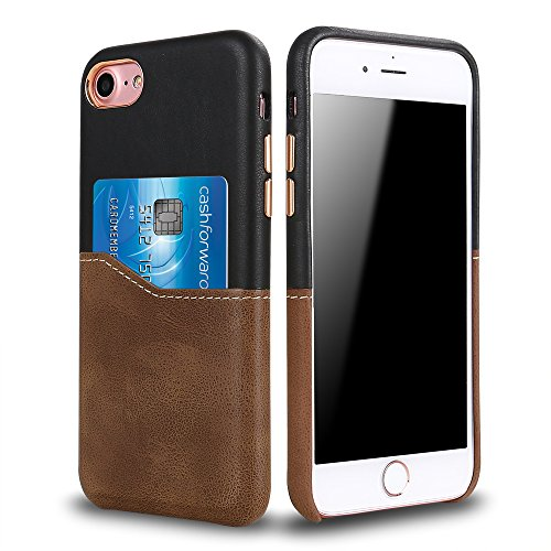 iPhone 7 Wallet Card Case- Hallsen Official Sho...