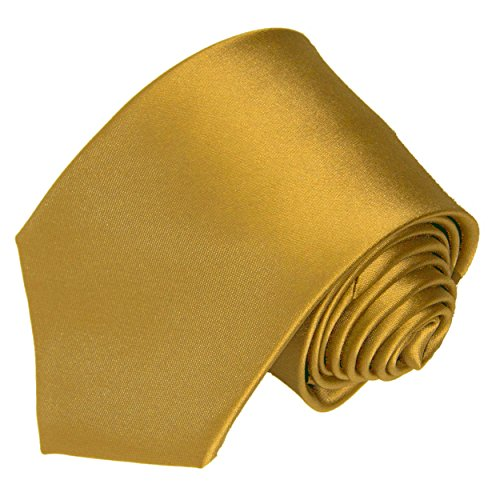 Gold Adult Neck Tie by Tie the Knot Attire