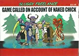 img - for Sluggy Freelance: Game Called on Account of Naked Chick (Book 4) book / textbook / text book