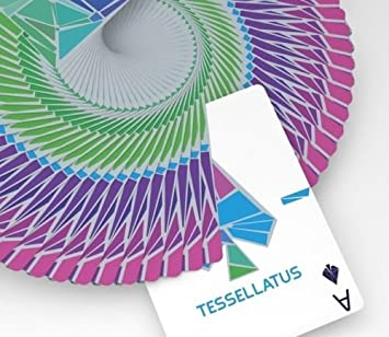Tessellatus Playing Cards by Hunkydory Playing Cards Poker Jeu de cartes