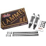 Burly Brand Chrome Slammer Kit