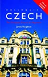 Front cover for the book Colloquial Czech by James Naughton