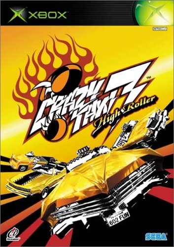 Crazy Taxi 3 High Roller [Japan Import]