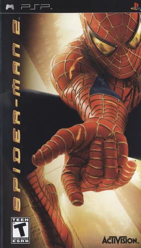 Activision Spider-Man 2 - Juego (PSP, PlayStation Portable (PSP ...