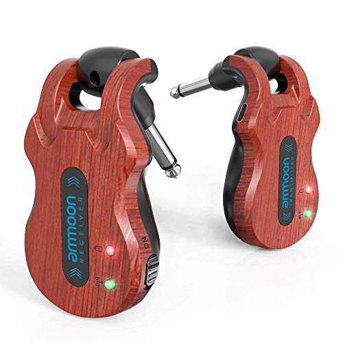 Ammoon Wireless Guitar Transmitter