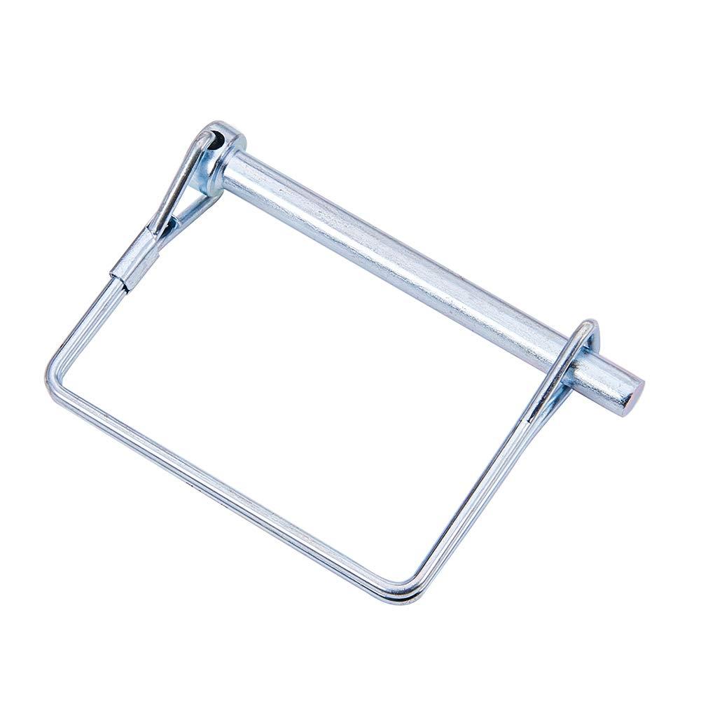 INCREWAY Square Shaft Locking Pin 5/16' x 2-1/4' (Pack of 4)