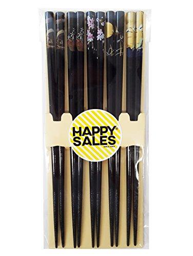 Happy Sales HSCH85S Bamboo