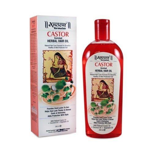 Hesh Castor Hair Oil, 200 ml Bottle