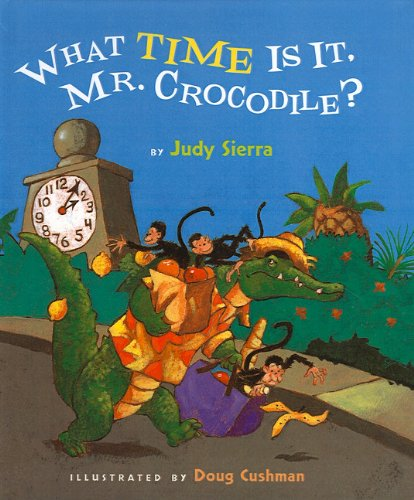 What Time Is It, Mr. Crocodile? by Perfection Learning (Image #2)