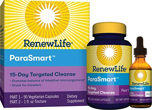 Renew Life 15-Day Targeted