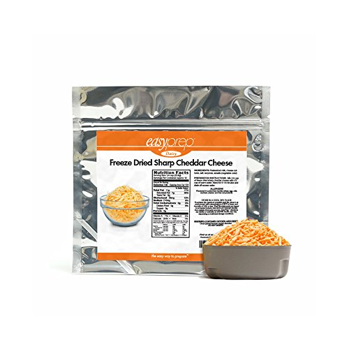 freeze dried cheddar cheese - 3