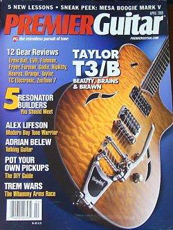 Orange Tiny Terror Combo (Premier Guitar Magazine Back Issue - April 2009)