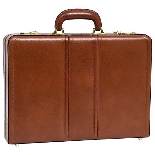 - McKlein, V Series, Daley, Top Grain Cowhide Leather, Leather 3.5