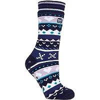 Heat Holders Women's Soul Warming Winter Warm Slipper Socks UK 4-8