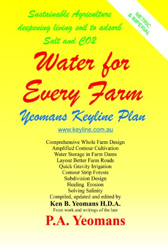 Water for Every Farm - Yeomans Keyline - Yeoman Tools