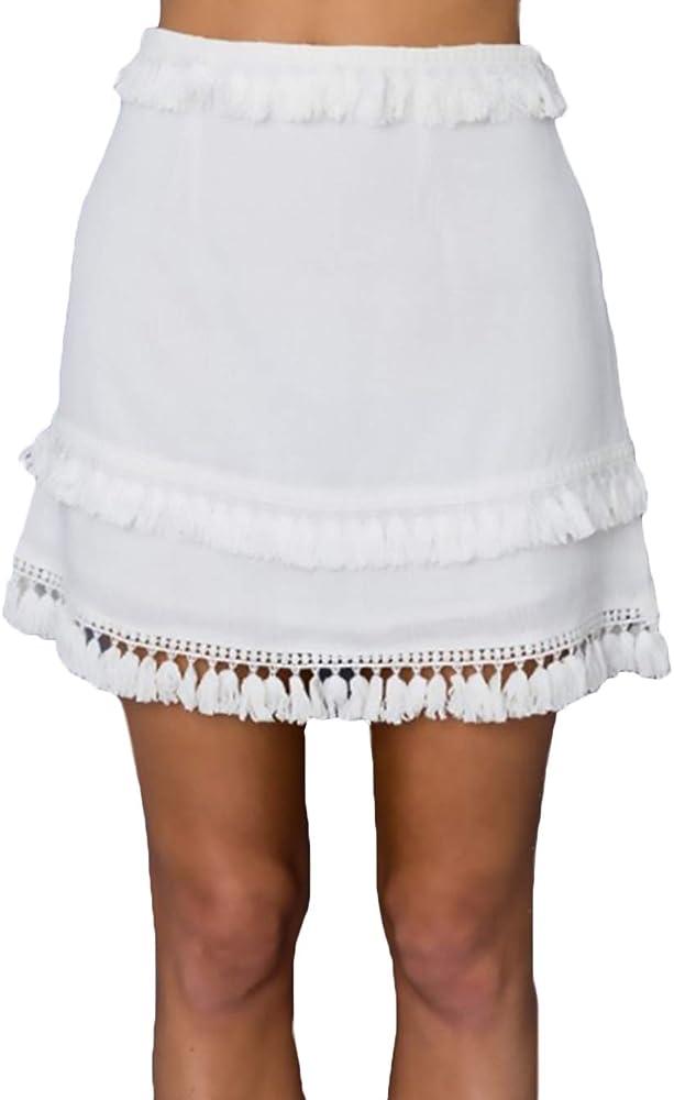 Falda Mujer Verano Elegantes Moda Slim Fit De Tubo Falda Colores ...