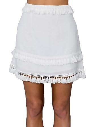Falda Mujer Verano Elegantes Moda Slim Fit De Tubo Falda Moda ...