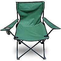 Katlanır Kamp Plaj ve Balıkçı Sandalyesi Yeşil