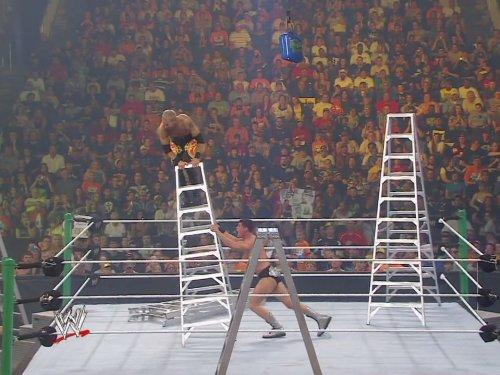 Money In The Bank July 18, 2010 SmackDown Money In The Bank Ladder Match Big Show Vs. Kane Vs. Kofi Kingston Vs. Christian Vs. Matt Hardy Vs. Drew McIntyre Vs. Dolph Ziggler Vs. Cody Rhodes