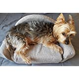 PAWZ Road Cotton and linen Pet Sofa Bed For Dogs Cats and all kinds of Small Animals