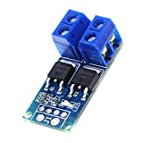 Dolity 15A 400W DC 5V-36V Large Power Mosfet MOS FET Trigger Switch Driver Module