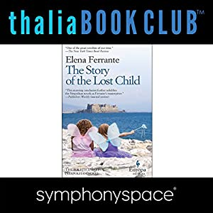 Thalia Book Club: Elena Ferrante's Neapolitan Novels Speech