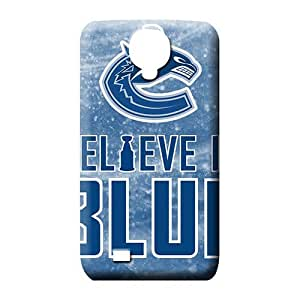 samsung galaxy s4 Scratch-free phone cover skin Protective Cases Excellent Fitted vancouver canucks