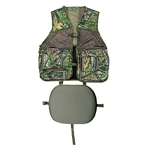 Primos Gobbler Turkey Vest, Large/X-Large, Mossy Oak Obsession Camo -