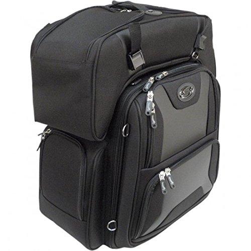 Saddlemen 3515-0142 Sport Sissy Bar and Combo Bag