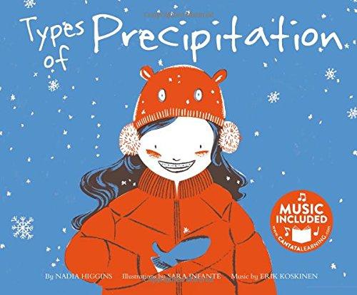 Types of Precipitation (Water All Around Us)