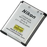 Genuine Nikon EN-EL19 3.7V 700mAh Battery Pack for S2500 / S63100 / S4100 + More