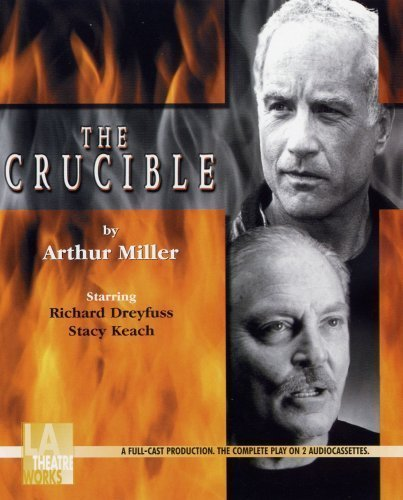 The Crucible (Library Edition Audio CDs) Unabridged Edition by Arthur Miller (2001)