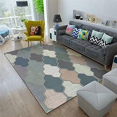 Amazon.com: GFL-Area - Alfombra de café, sofá, dormitorio ...