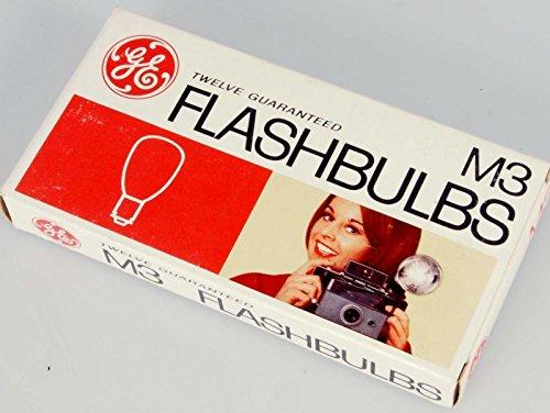 Sylvania Flashbulbs - GE M3 FlashBulbs