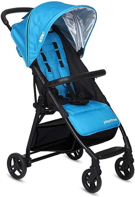 Playxtrem Wow - Silla de paseo, color Azul: Amazon.es: Bebé