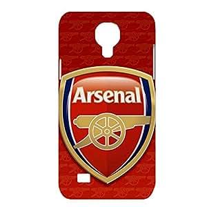 Asenal Football Club Team Logo Customized Slim Protective Hard Plastic 3D Case FT6K011 for Samsung Galaxy S4 mini