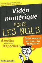 La vidéo numérique
