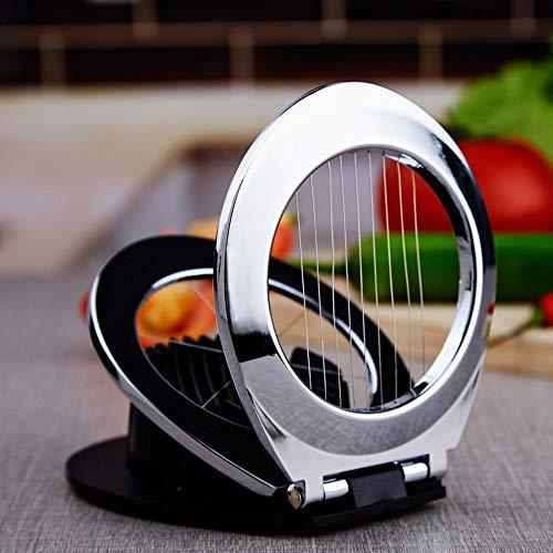 fairbridge New Commercial Egg Slicer, Mushroom Slicer, Garnish Slicer, Aluminum Cast Frame, Stainless Steel Cutting Wires