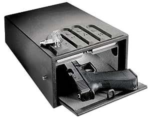 GunVault MiniVault Handgun Safe, STANDARD